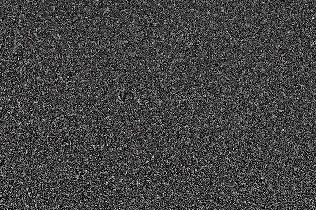 Black asphalt texture background. top view.
