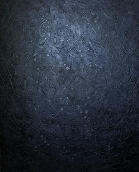 Черный фон, текстура, бетон