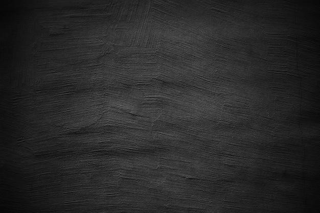 Черный фон текстуры стен, темный цемент для дизайна