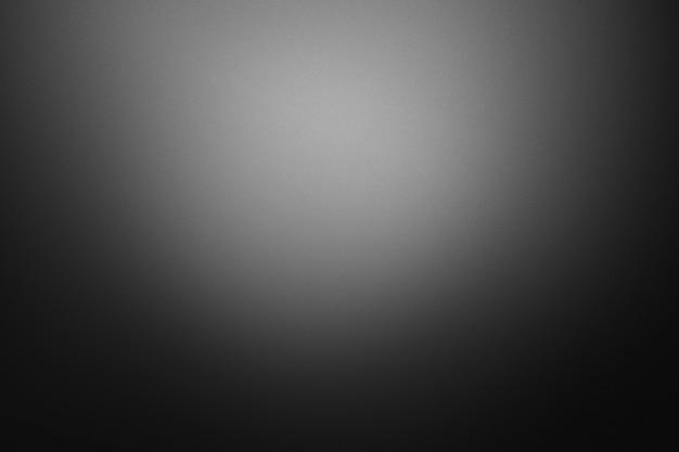 白いスポットライトと黒の背景
