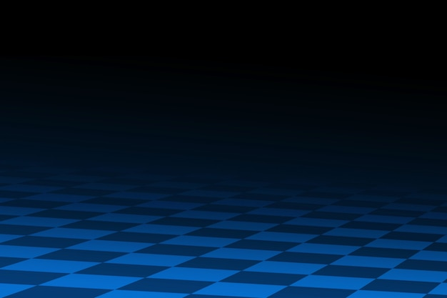 Black and blu racing abstract background it stylized similar of the racing checkered flag