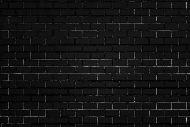 검은 벽돌 무늬 배경