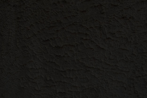 Black bricks and concrete texture for pattern abstract background.