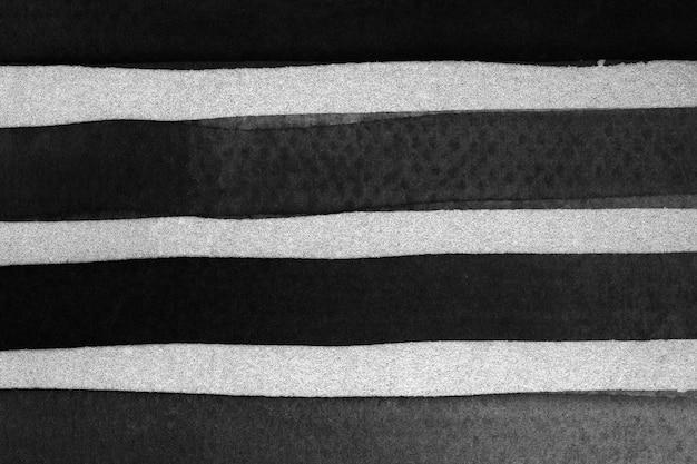 Black brush stroke patterned background
