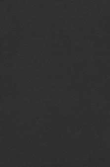 黒いキャンバスのテクスチャ