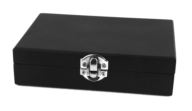 Black close box
