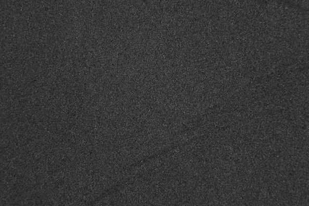 Black color sheet background