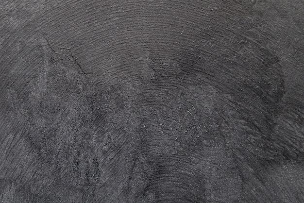 黒のコンクリートテクスチャ背景