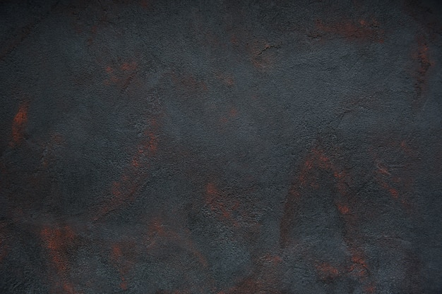 Black concrete texture rusted- abstract background
