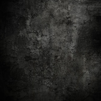 Black concrete texture