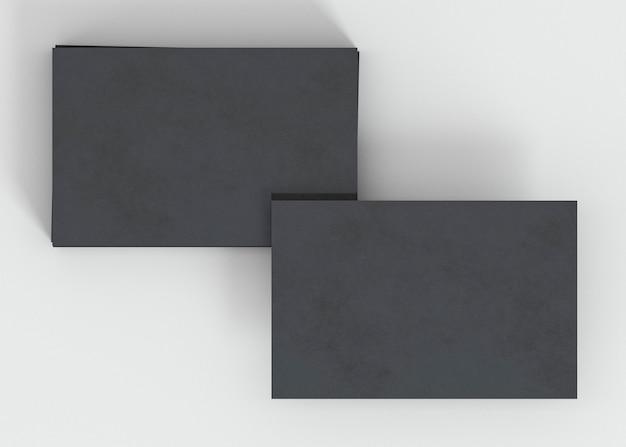 Черная копия космических визиток