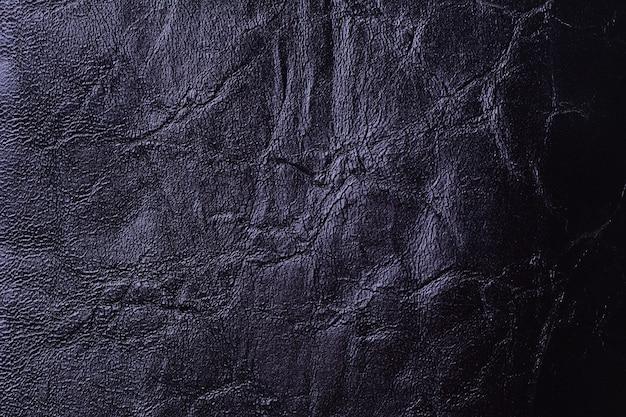 Черная потрескавшаяся текстура