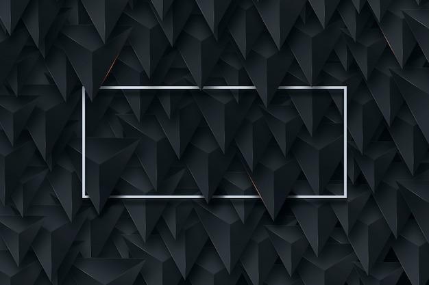 Black, creative background