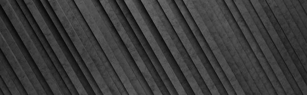 검은 대각선 줄무늬 패턴