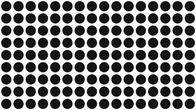 Черная точка круг бесшовные модели текстуры фона, мягкие размытие обои