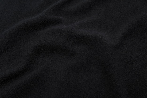 Quality Plain 60 SQ Pure Cotton Fabric Material BLACK