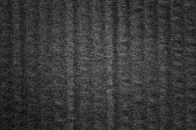 Black fibers of plastic wrap