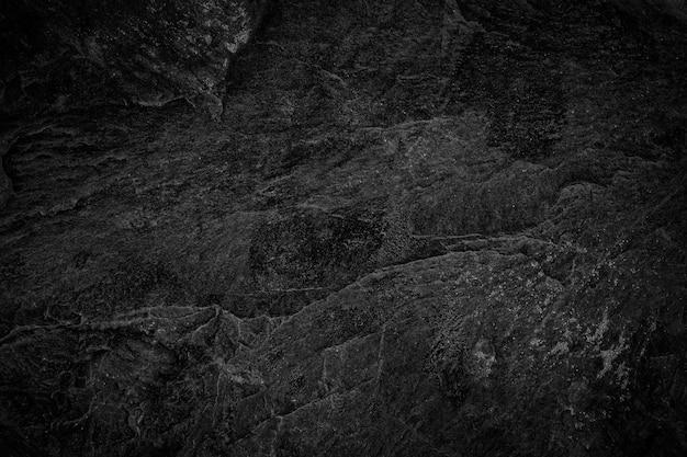 검은 회색 검은 돌 슬레이트 배경 또는 질감.