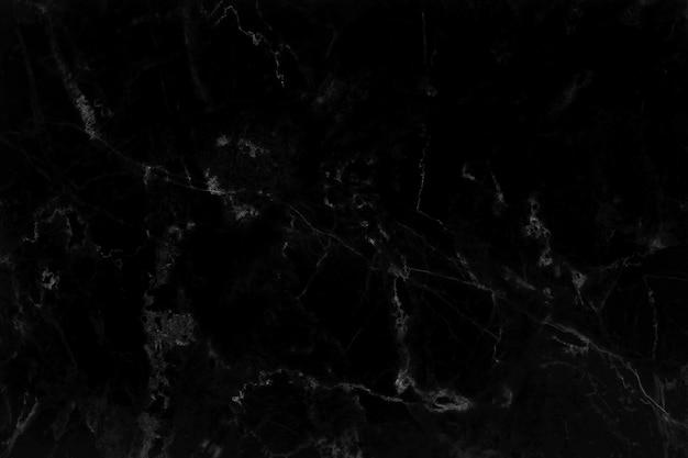 黒灰色の大理石のテクスチャの背景、自然なタイルの石の床。