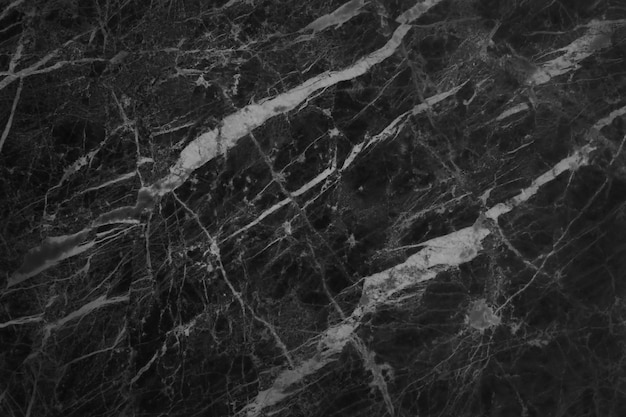 天然石の石の床の高解像度、トップビューで黒灰色の大理石のテクスチャ背景