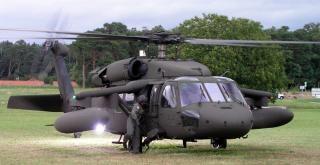 Черный ястреб sikorsky uh-60