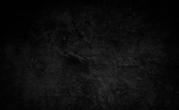Черная горизонтальная доска и темные цементные стены, обои и фон падения