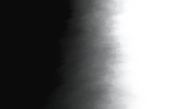黒インクの背景