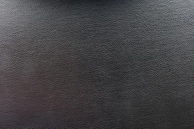 黒革とテクスチャ背景。