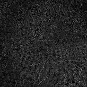Черная кожаная текстура и фон