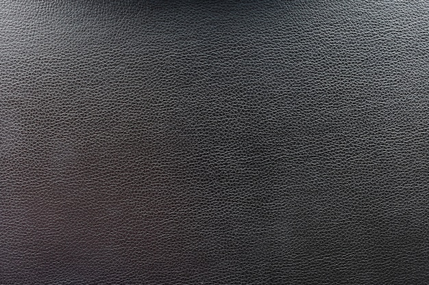 Black leather and texture background.