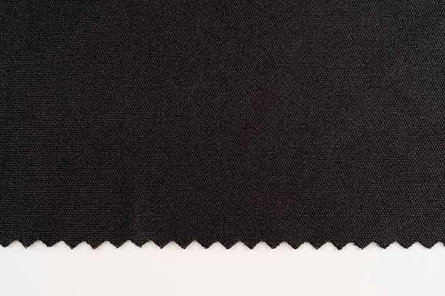Черный льняной фон