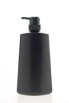 검은 액체 비누 용기