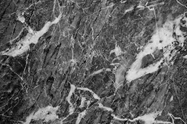 黒大理石の抽象的な背景テクスチャ
