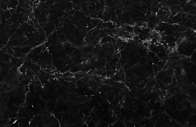 Черный мрамор фоновой текстуры натуральный камень узор абстрактный для художественного дизайна.
