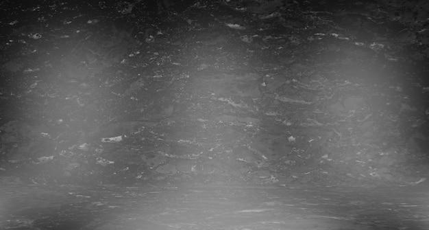 背景の抽象的な黒と白の黒い大理石の自然なパターン