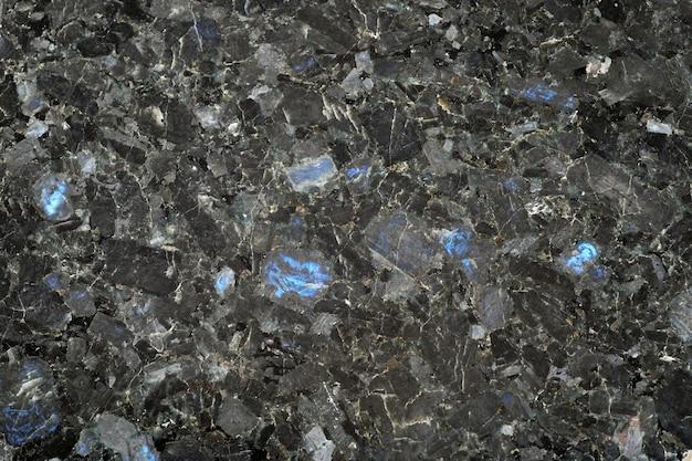 黒大理石模様のテクスチャ背景。