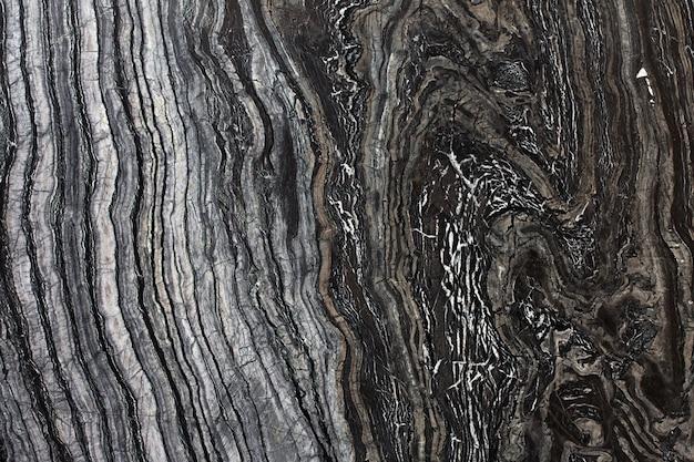 黒い大理石の質感がクローズアップ。高解像度の写真。