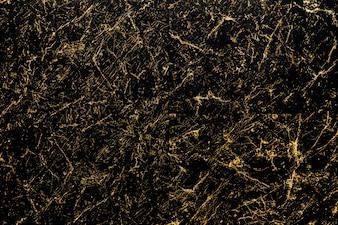 黒い大理石の表面
