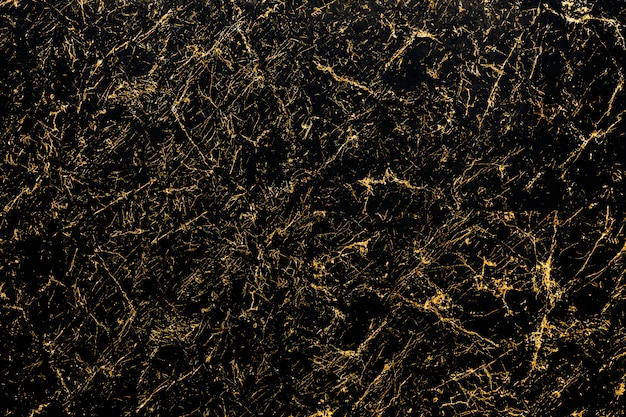 Black marbled surface