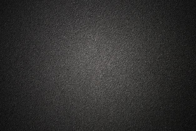 Черный металлический фон или текстура