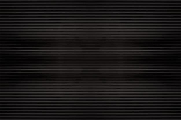 Black metallic background for pattern design artwork