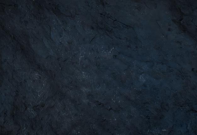 Black natural slate stone texture background.
