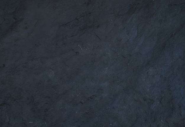 Black natural slate stone texture and background.