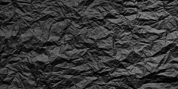 Черная бумага текстуры фона
