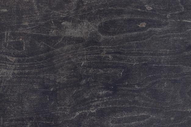 Black plywood flooring background