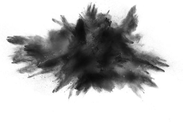 Black powder explosion