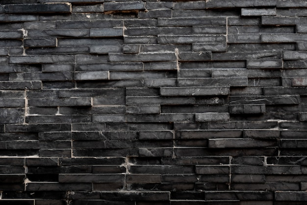 Black rectangle square tile background
