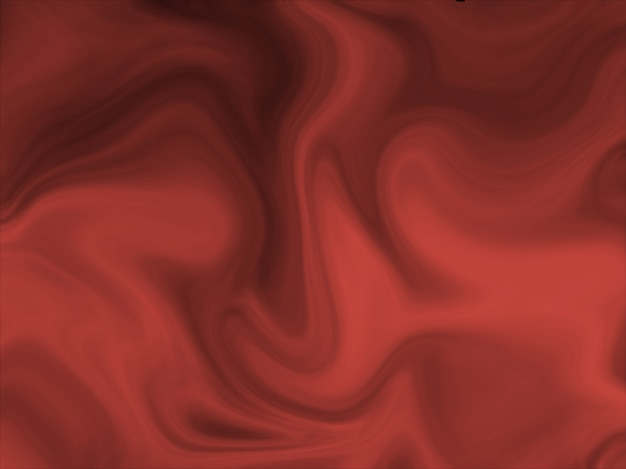 Black and red abstract liquify effect background