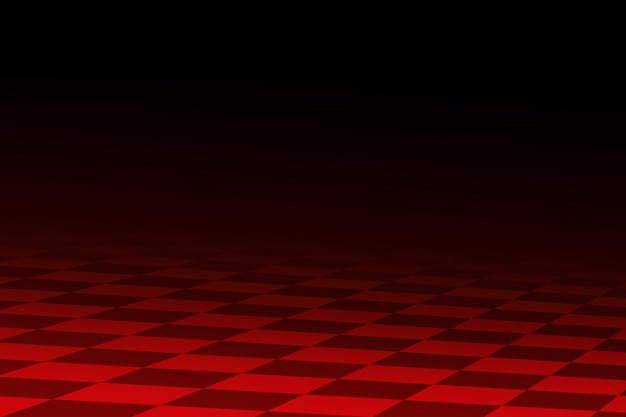 Black and red racing abstract background it stylized similar of the racing checkered flag