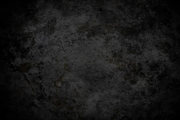 검은 거친 콘크리트 벽 질감 배경입니다. 광택 콘크리트 그런 지 표면입니다.